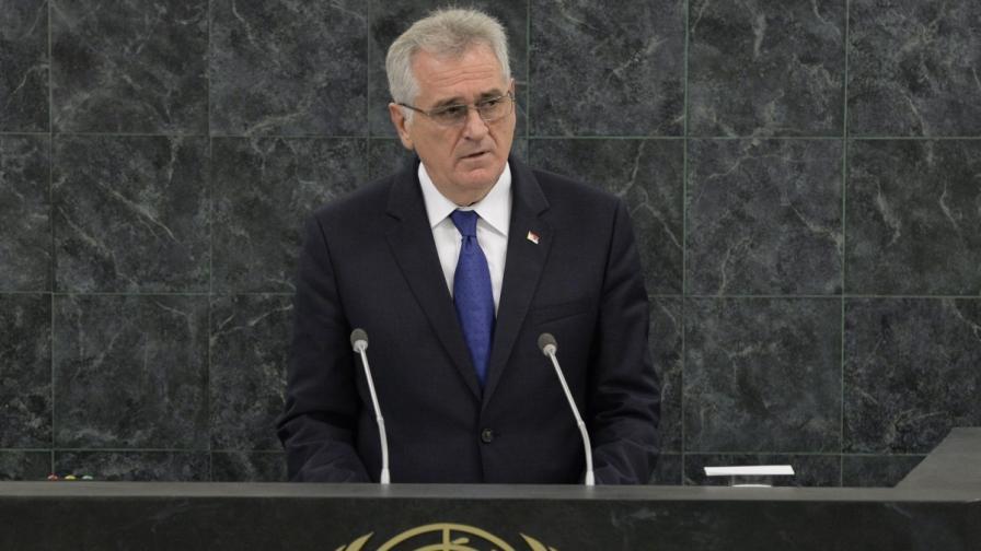 Сърбия: Не приемаме Косово в ООН
