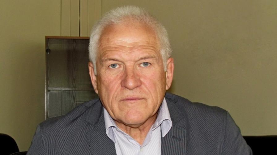 Новият шеф на ДАИ е Димитър Ганев