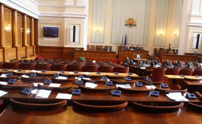 Новият закон за МВР мина на първо четене