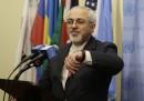 Иранският външен министър Мохамад Джавад Зариф
