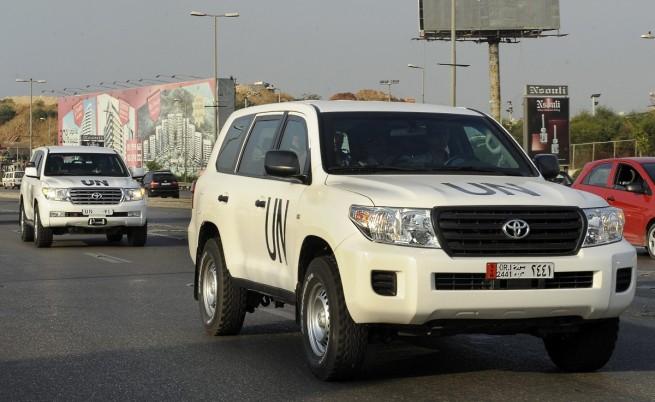 Инспекторите по химическите оръжия се готвят за рискована и мръсна работа в Сирия