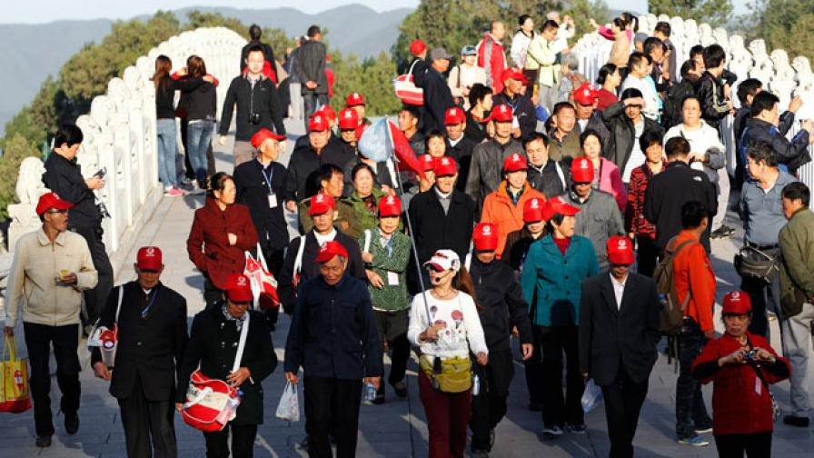 За невъзпитаните китайски туристи вече има ръководство