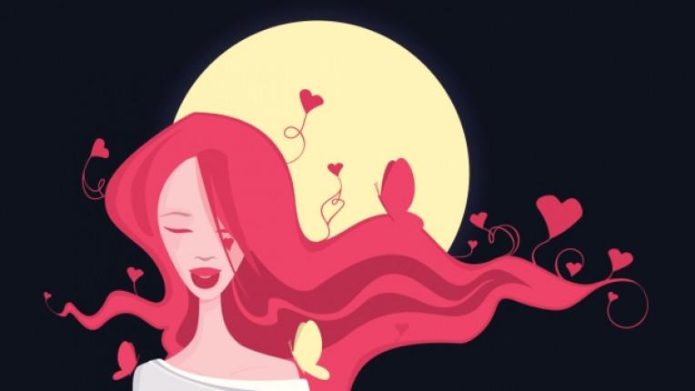 Луна жена