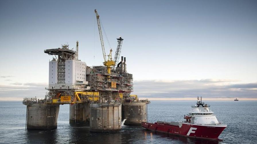ВР eвакуира платформа в Мексиканския залив