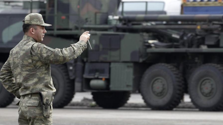 Турция: Няма да има европейска армия без нас