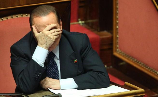 Берлускони не трябва да заема публични длъжности 2 години