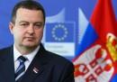 Сръбският външен министър Ивица Дачич