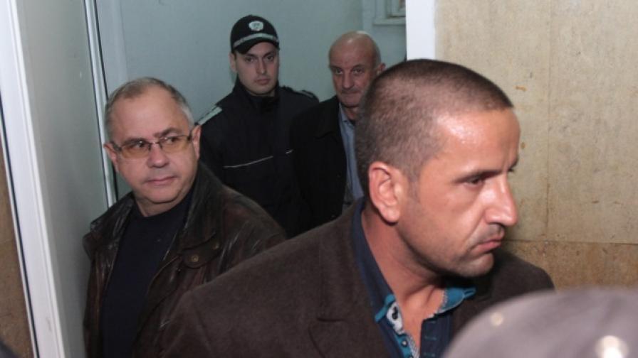 Таен свидетел прати Георги Харизанов в ареста