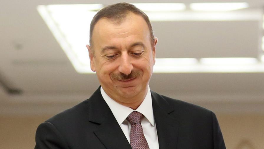 Илхам Алиев