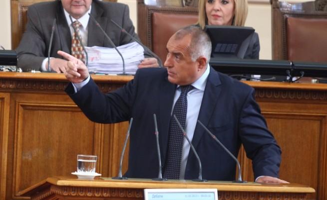 Борисов: Тефтерчето на Златанов е манипулация, не се разпознавам в него