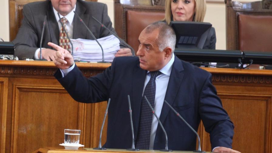 Борисов публикува стенограмата за Хохегер