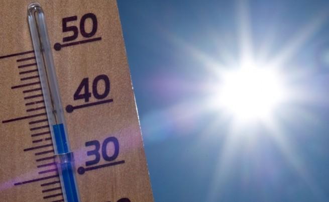 Средната температура у нас се е повишила с 1,3 градуса