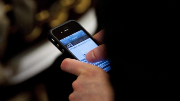 SMS ухажване комуникация