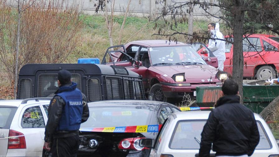 """Въоръжени ограбиха спедиторска фирма в кв. """"Горубляне"""""""
