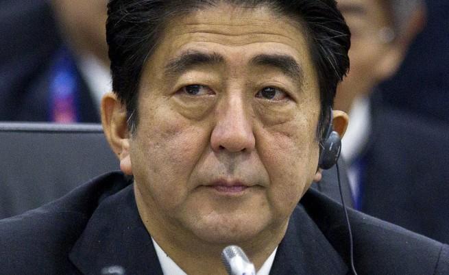 Японският премиер: Спокойно, всеки ден ям ориз от Фукушима