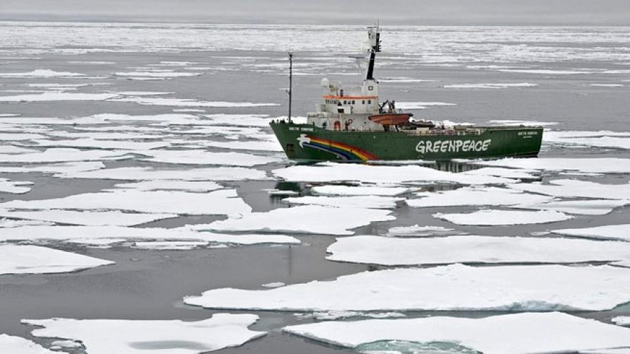 Засилва се интересът към Северния морски път