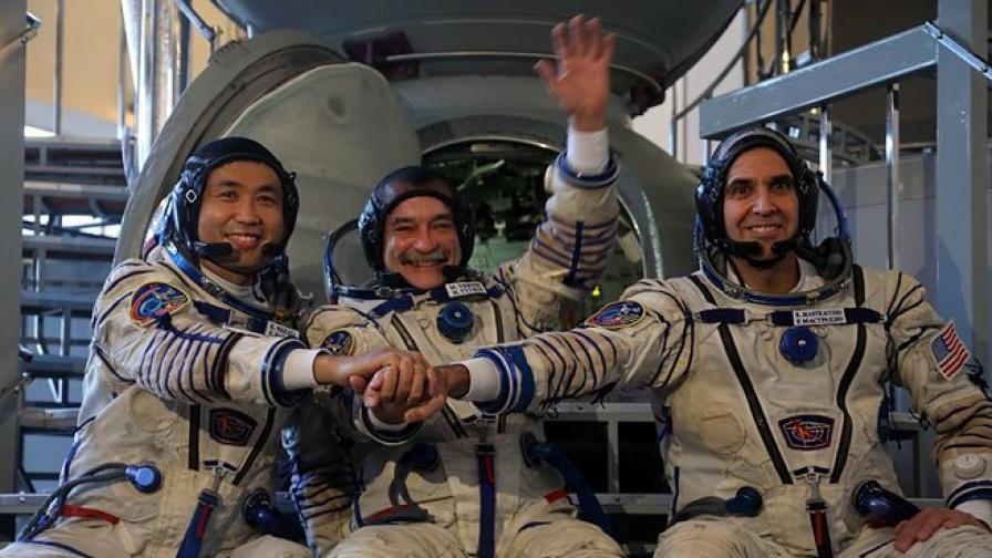 Японец за първи път става командир на МКС