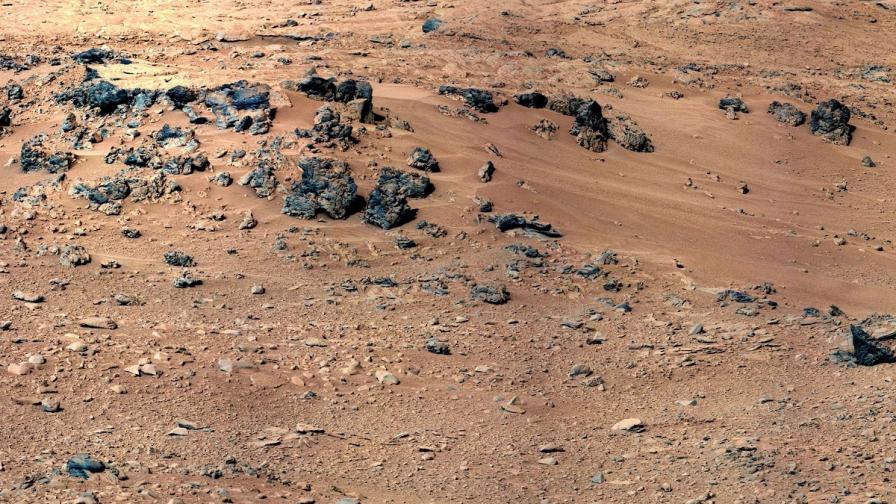 Откриха как се е изменила атмосферата на Марс