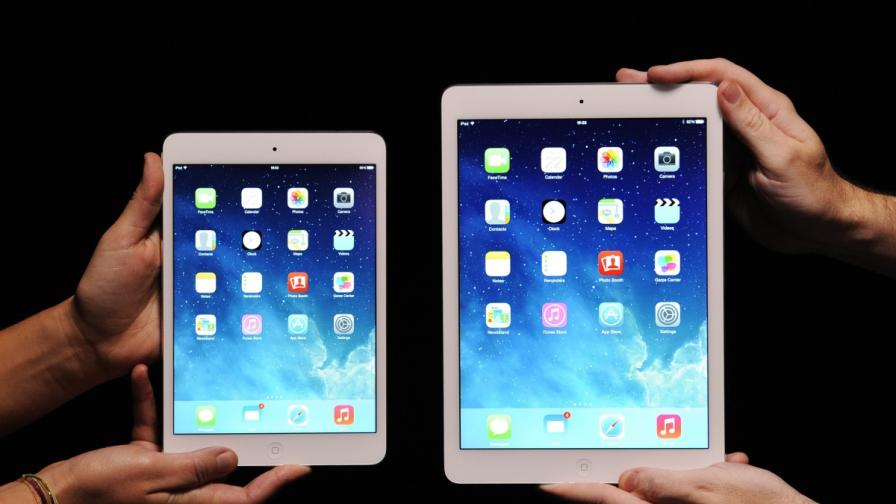 """""""Епъл"""" показа новите iPad и iPad mini"""