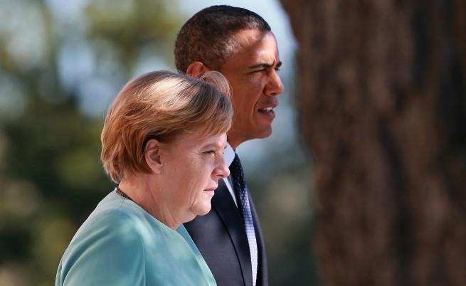 Обама към Меркел: Не сме те подслушвали