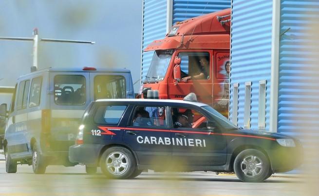 В Италия задържаха 160 души за връзки с мафията