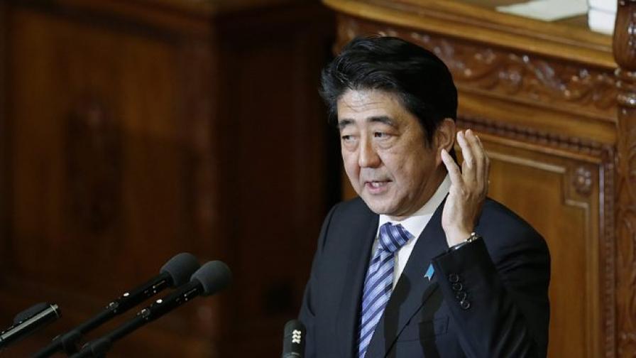 Шиндзо Абе: Без АЕЦ няма евтин ток в Япония