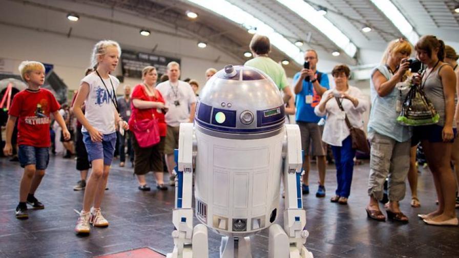 Панасоник пуска роботи в помощ на болничния персонал