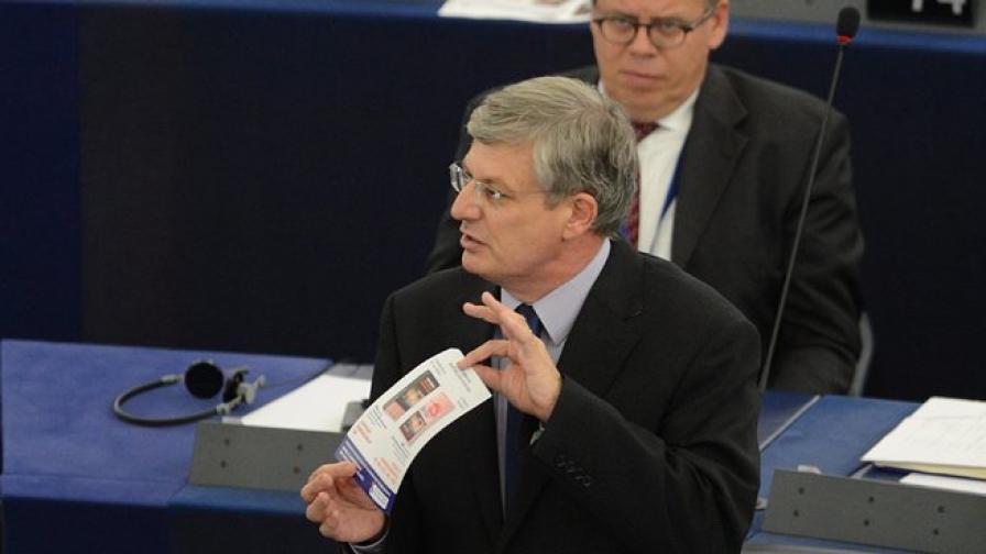 Т. Борг: Днес е важен ден за пациентите от ЕС
