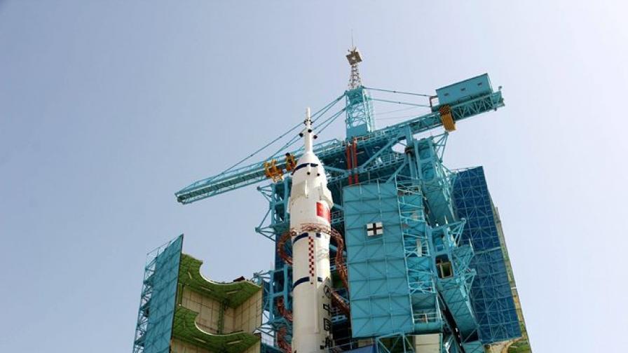 """""""Великият поход"""" от Китай към Луната"""