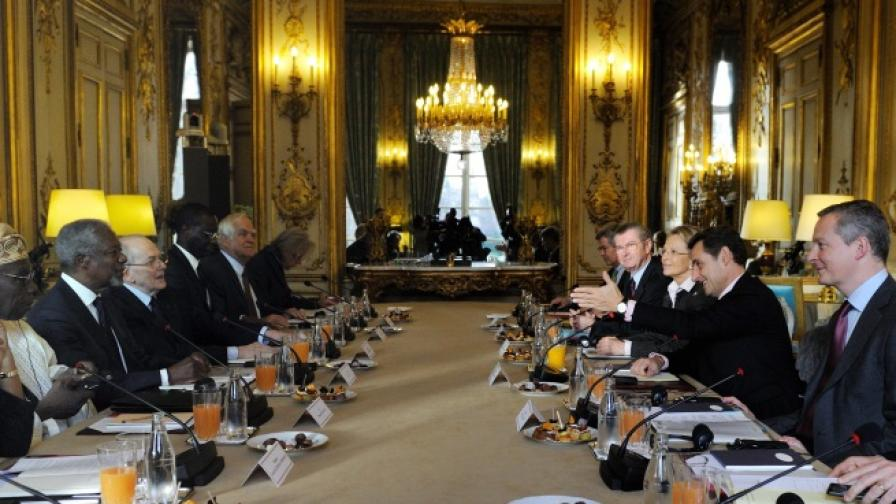 Какво обичат да хапват френските президенти