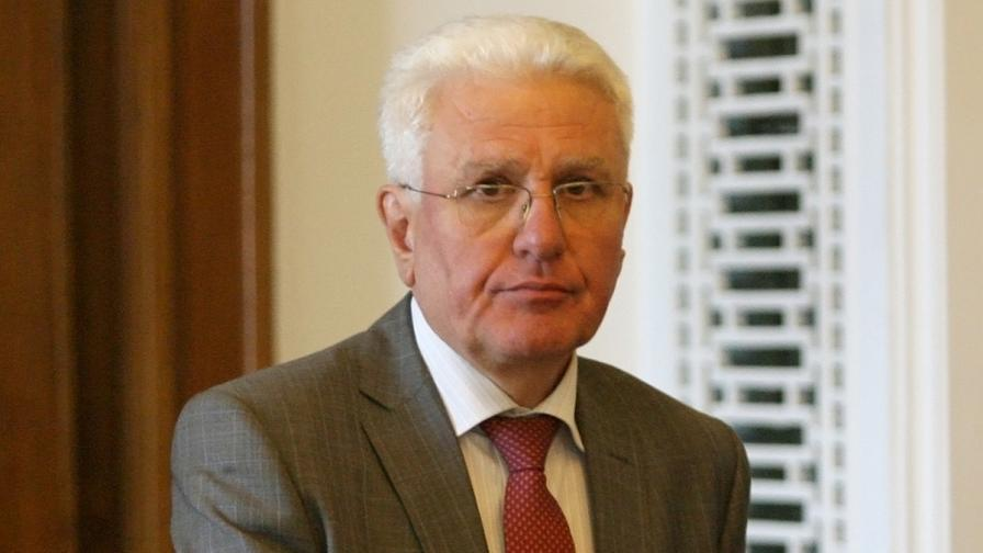Христо Бисеров напуска управлението на ДПС