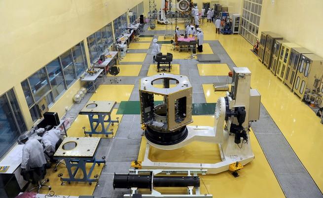 Индия започва нискобюджетна мисия до Марс