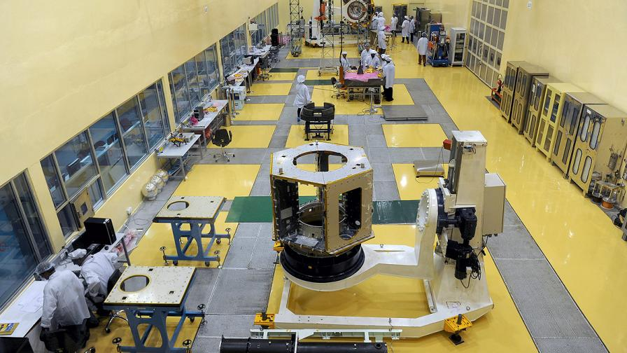 """Индийски учени работят по """"Марс орбитър"""""""