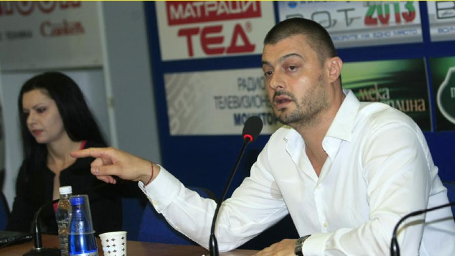 Николай Бареков и Диляна Гайтанджиева