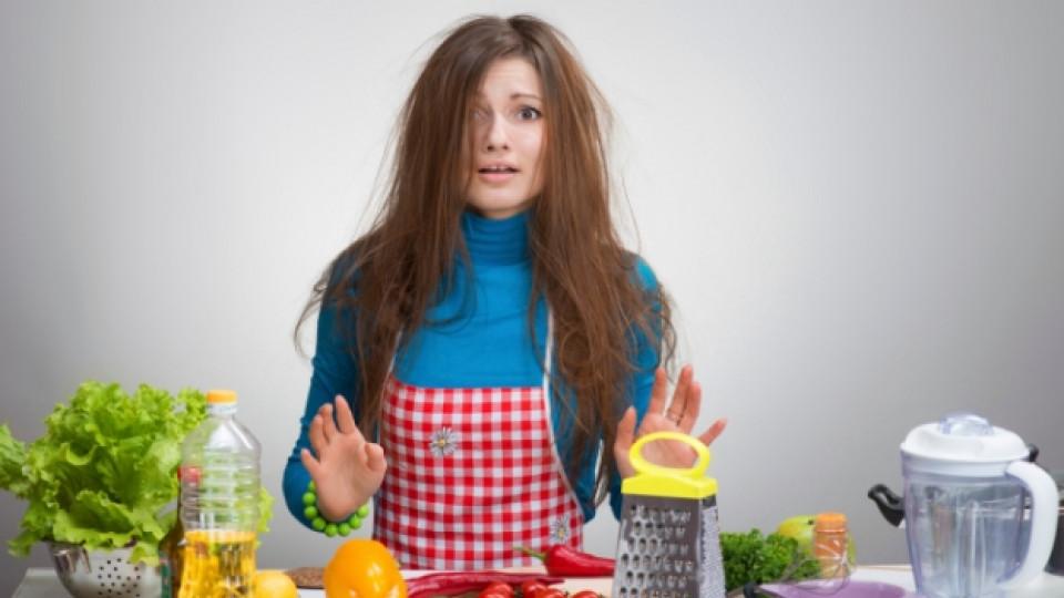 Когато манията по здравословно хранене започне да вреди