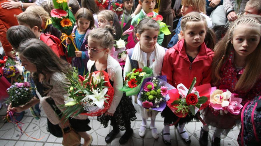 УНИЦЕФ: Само образованието може да счупи кръга на бедността
