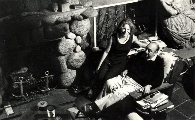 Пабло Неруда и третата му съпруга