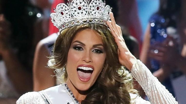 Мис Вселена конкурс красота финал участничка Доналд Тръмп корона
