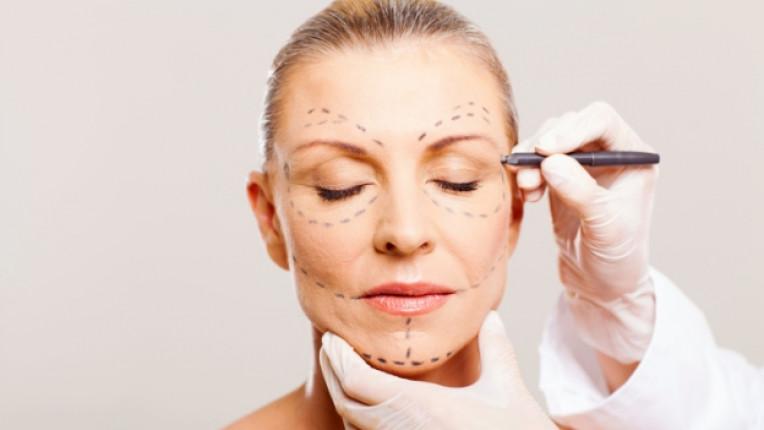 пластична операция реклама корекция нереален хирург интервенция естетика