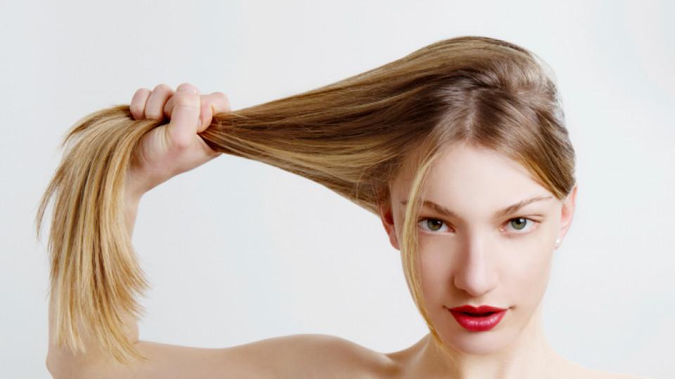 Сбогом на цъфтящата коса