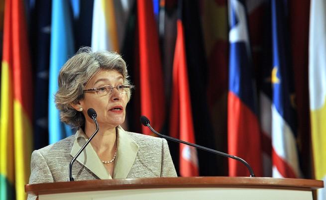 Ирина Бокова официално получи втори мандат като шеф на ЮНЕСКО