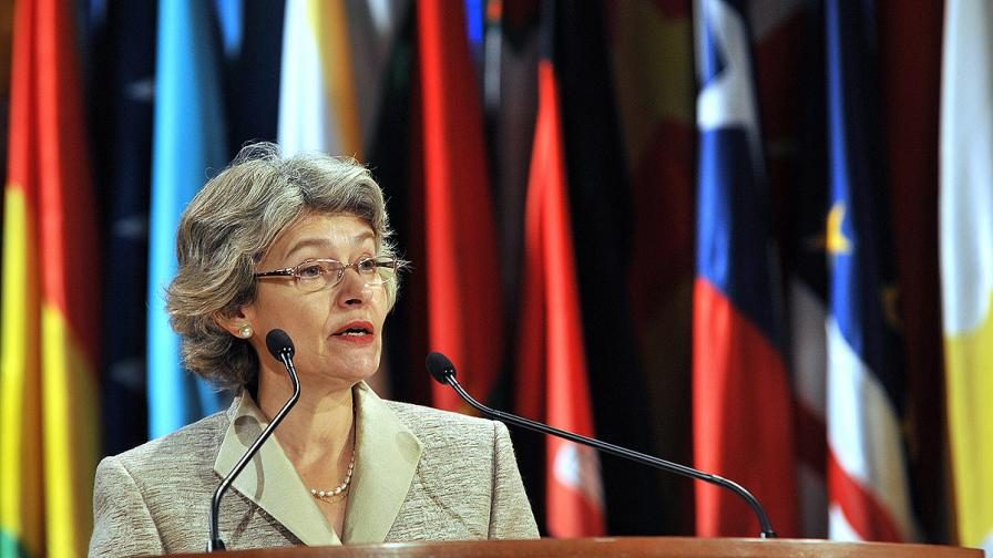 Ирина Бокова сред фаворитите за ООН