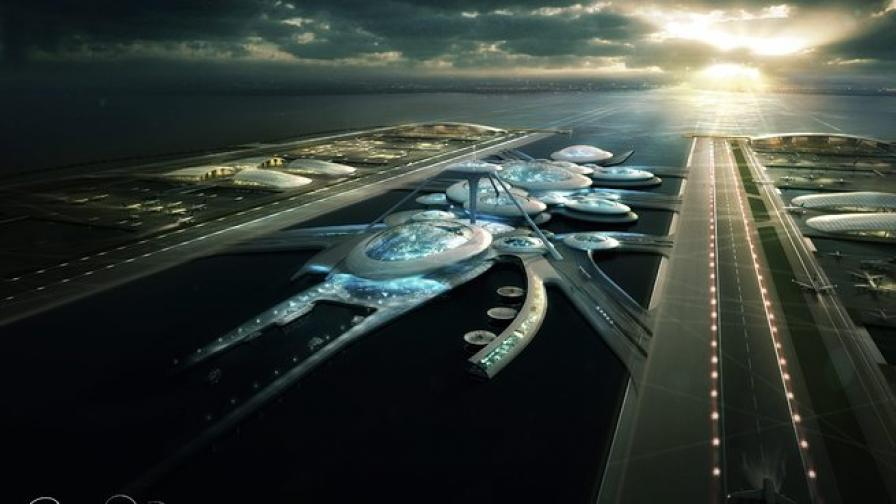 Вдигат ново лондонско летище за $ 75,2 млрд.