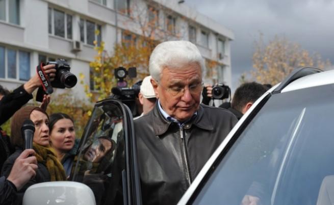 Бисеров с 25 хил. лв. гаранция и забрана да напуска България