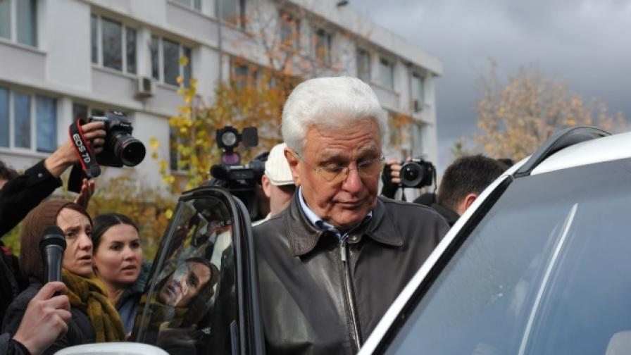 Христо Бисеров обжалва паричната гаранция