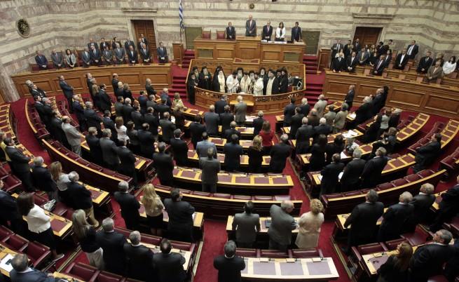 В Гърция показаха колко взимат депутатите