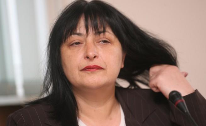 К. Лозанова: Писмата от Брюксел ги пишат българи