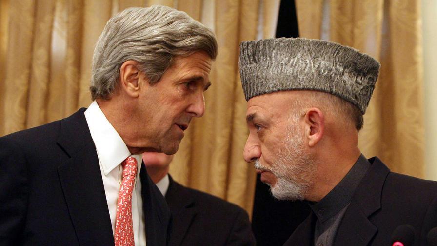 Барак Обама ще признава в писмо грешки пред афганистанците