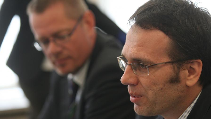 Руслан Стефанов, директор на икономическата програма в ЦИД
