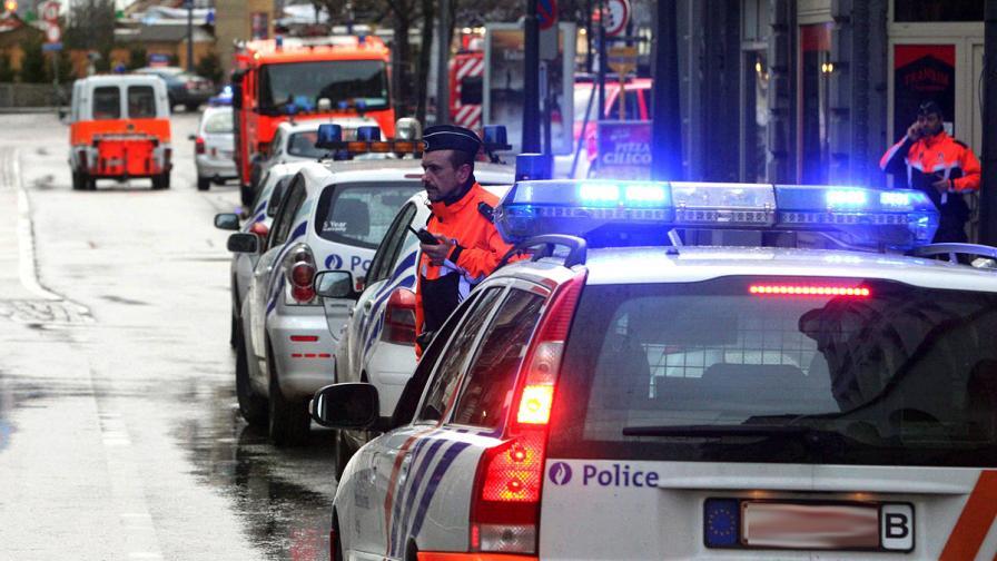 Българин е блъснал 8 деца на спирка в Белгия